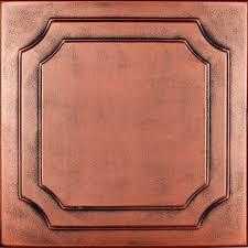faux copper ceiling tiles buy decorative ceiling tiles