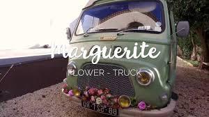 MARGUERITE FLOWER TRUCK Montpellier