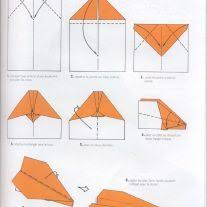 Amusing Origami Paper Airplanes How To Make A Cool Plane Instruction F