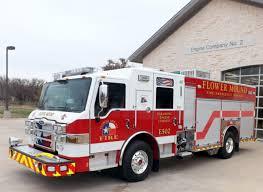 2014 Pierce Velocity Fire Truck Flower Mound Texas