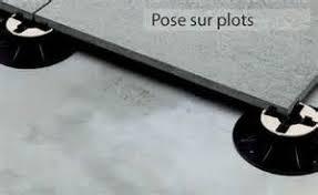 pose carrelage exterieur sur dalle beton 0 pose sur plots
