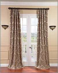 blackout curtains 108 inches long grommet home design black 109
