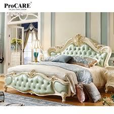 luxus europäischen und amerikanischen stil master schlafzimmer könig größe bett solide carving bett romantische prinzessin bett