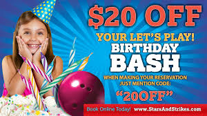 Get $20 Off Your Birthday Party! | Stars And Strikes Tournaments Hanover Bowling Center Plaza Bowl Pack And Play Napper Spill Proof Kids Bowl 360 Rotate Buy Now Active Coupon Codes For Phillyteamstorecom Home West Seattle Promo Items Free Centers Buffalo Wild Wings Minnesota Vikings Vikingscom 50 Things You Can Get Free This Summer Policygenius National Day 2019 Where To August 10 Money Coupons Fountain Wooden Toy Story Disney Yak Cell 10555cm In Diameter Kids Mail Order The Child
