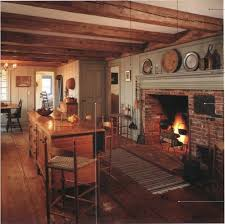 Primitive Decorating Ideas For Fireplace by 43 Best Kitchen Fireplaces Images On Pinterest Primitive