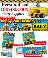 Personalised Construction Trucks Birthday Party Banner Decorations Birthday Cstruction Themed Party With Free Printables  Noted Trucks Pictures Amazon Com 12340 Watsons Cstruction Truck Birthday Party Holy City Chic Truck Dessert Cake Plates Napkins And Cups Home Ideas Invitations Monster Fire Envelopes First Themed Invites Items Similar To Augustines 2nd M Loves Stay At Homeista Boys Name Age Poster Crane