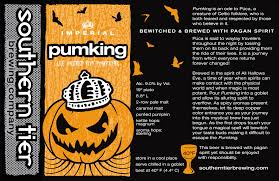 Dogfish Pumpkin Ale 2017 by Southern Tier Pumking Imperial Pumpkin Ale