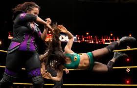 NXT Redux April 20th 2016 Nia Jax Stakes Her Claim