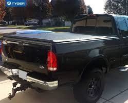 100 F 150 Truck Bed Cover 199703 15 65 Styleside Triold Soft Tonneau