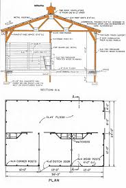 24—36 Pole Shed Plans – How To Make A Durable Pole Shed