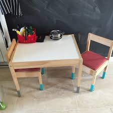 Ikea LÄTT Hack – Toddler Table And Chairs – The Art Of Mummy Ikea Mammut Kids Table And Chairs Mammut 2 Sells For 35 Origin Kritter Kids Table Chairs Fniture Tables Two High Quality Childrens Your Pixy Home 18 Diy Latt And Hacks Shelterness Set Of Sticker Designs Ikea Hackery Ikea