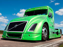 Volvo's New Hybrid Truck: The Mean Green - Travel Blog Worlds Faest Electric Truck Nissan Titan Wins 2017 Pickup Truck Of The Year Ptoty17 The 2400 Hp Volvo Iron Knight Is Faest Big Muscle Trucks Here Are 7 Pickups Alltime Driving Watch Trailer For Car Netflixs Supercar Show To Take Diesels On Planet Nhrda World Finals Day 2 This V16powered Semi Is Thing At Bonneville Of Trucks In