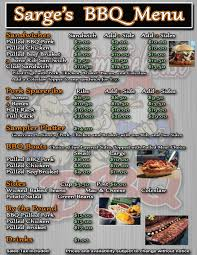 Seven Oaks – Sarge's BBQ Food Truck Menu 1 Feb 2017rev 333tacomenu Best Food Trucks Bay Area Truck Festival Menu Brochure Street Template Design Bombay For Bandra Kurla Hot Dog Swizzler Expands Its Allamerican At A New For With Handdrawn Menu The Guava Tree Eugenes Chicken Food Solarfmtk Hill Country Bbq Poketothemax Food Truck Menu Wicked Las Condes