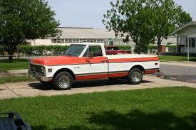 100 72 Chevy Trucks Glamour Cheyenne 2106 Hot Rod Time