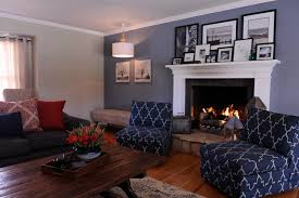 Vintage Rustic In Northridge Traditional Living Room