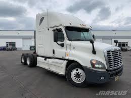 100 Semi Trucks For Sale In Illinois Freightliner Cascadia 125 For Sale CHIGAGO IL Price US 33800