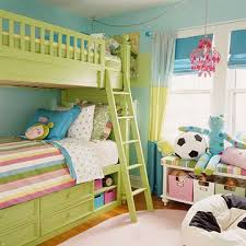 A Sporty Tween Room For Two