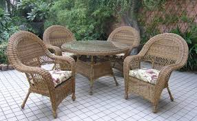 Outstanding Outdoor Wicker Patio Set For Home – all weather wicker