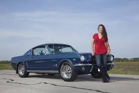 A Classic Mustang Named 'Calamity Jane' - WSJ