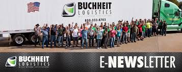 100 Buchheit Trucking Whats Happening At Logistics Logistics