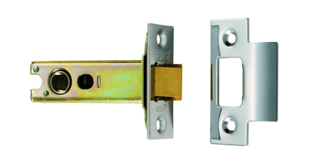 Eurospec Easi-T Heavy Sprung Tubular Latch 76mm