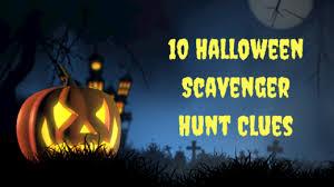 Halloween Riddles Adults by Halloween Scavenger Hunt Scavenger Hunt