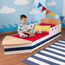 Boat Toddler Bed Girls & Boys Beds