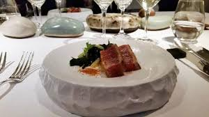 deliciously delicious tuna with seaweed and cucumber picture of
