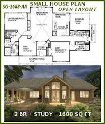This Craftsman Style House Plan Also Come With A 2 Car Garage