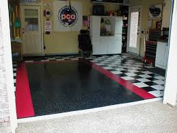would i do my garage floor in vct vinyl composite tile again