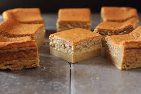 Pumpkin Cake Mix Bars by Gingerbread Magic Cake Bars Recipe