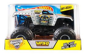 100 Teels Trucks Amazoncom Hot Wheels Monster Jam Maximum Destruction DieCast