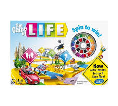 The Game Of Life Classic Board From Hasbro Gaming