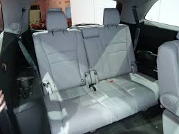 Luxury Suv With Second Row Captain Chairs by Carseatblog The Most Trusted Source For Car Seat Reviews Ratings