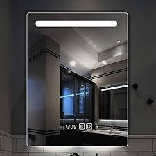 smart bluetooth make up spiegel wandhängend badezimmer