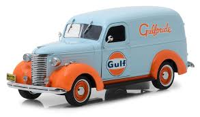 100 1952 Chevy Panel Truck Amazoncom 1939 Chevrolet Gulf Oil Gulfpride Light