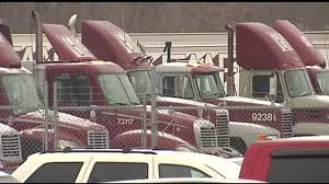 100 Wilson Trucking Company Dozens Without Jobs In Carbon County After Trucking Company Files