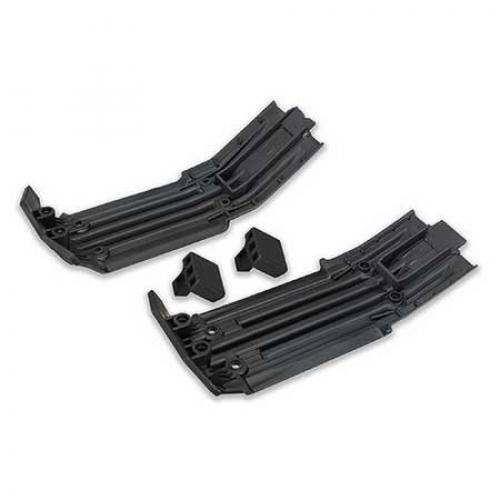 Traxxas 7744 X-Maxx Front and Rear Skid Plates
