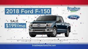 Broadway Ford Red, White & Blue Sale In Green Bay, WI - YouTube Jt Motors Limited Truck Sales 2017 Ford F550 Saint Louis Mo 5001405139 Cmialucktradercom Mcmanus Auto Llc Knoxville Tn New Used Cars Trucks Hinton Ok And Weatherford Chevrolet Dealer Wheeler Orielly In Tucson Serving Marana Flowing Wells 2018 F150 Stx 5001683726 Inventory Platinum Inc For Sale Tampa Fl Autosleepers Broadway Littleborough Lancashire Portland Certifed Preowned Toyota Camry Rav4 Prius