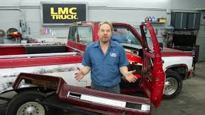 LMC Truck: Chevy/GMC Dash Installation With Kevin Tetz - YouTube