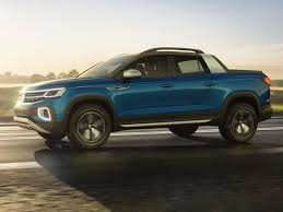 100 Small Pickup Trucks For Sale VWs US CEO Explains Why America Wants A Small Pickup Truck