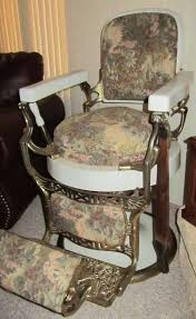 Emil J Paidar Barber Chair Headrest by Ads