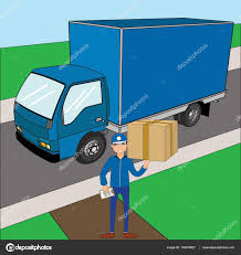 Fast Delivery Truck. Delivery Man On Street. — Stock Vector ... Delivery Truck Clipart Control Circuit Wiring Diagrams Drawing Image Driver From Pizza Deliverypng The Adventures Of Unfi Careers Build On Your Strengths To Improve Recruitment Uber And Anheerbusch Make First Autonomous Trucking Beer Pepsi Truck Driver Yenimescaleco Daily News Delivery Killed In Accident Brooklyn App Check Iphone Ipad Ios Android Game Simulator 6 Ios Gameplay Ups Ups Crashes Into Uconn Bus Interior View Of Man Driving A Van Or