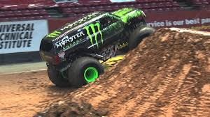 Debut Of The Monster Energy Monster Truck | MonsterTrucks TV