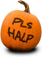 Mario Pumpkin Carving Templates by Blurgh The Thinkgeek Blog Design Geeky Pumpkin Template Win