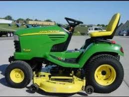 John Deere 48c Mower Deck Manual by John Deere X495 Lawn U0026 Garden Tractor Service Repair Manual Youtube