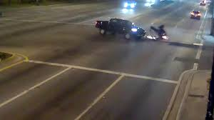100 Truck Crashes Caught On Tape Woman Who Struck Motorcyclist In Hitandrun Claimed She Hit