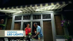 Sun Setter Awnings Dimming Led Awning Lights Video Gallery – Chris ... Sunsetter Motorized Retractable Awnings Awning Cost Island Why Buy Costco Dealer And Interior Awnings Lawrahetcom Co Manual Reviews Itructions Lateral Weather Armor Residential For Sale Manually Home Decor Fabric A