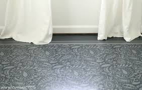 How Do The Painted Floors Look After Three Years Of Use