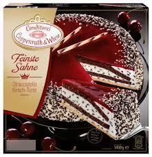 coppenrath wiese stracciatella kirsch torte ø 26cm tk